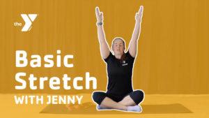 YMCA Basic Stretch with Jenny